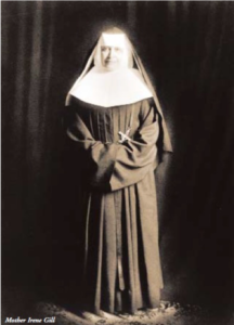 Lucy Gill (Rev. Mother Irene)